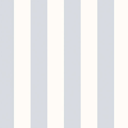 RG35705 Patton Wallcoverings Rose Garden 2 Classic Stripe Wallpaper Blue