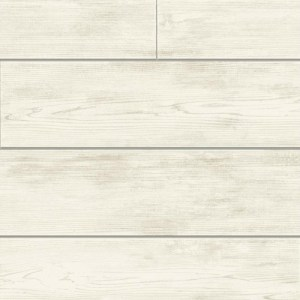 MH1559 York Wallcoverings Joanna Gaines Magnolia Home Shiplap Wallpaper Beige