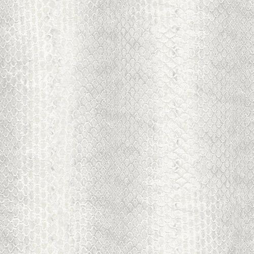 G67428 Patton Wallcoverings Natural FX Snakeskin Wallpaper Gray