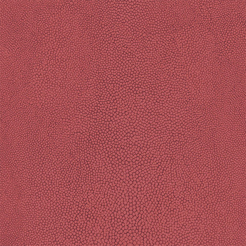 G67474 Patton Wallcoverings Natural FX Pebble Wallpaper Red
