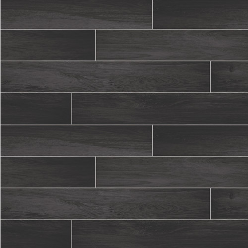 2716-23820 Brewster Wallcoverings Eclipse Titan Wood Wallpaper Black