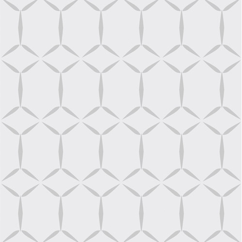 2716-23853 Brewster Wallcoverings Eclipse Fusion Geometric Wallpaper Dove Gray
