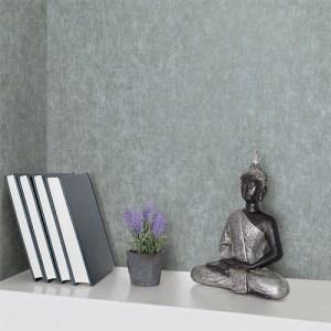 Brewster Wallcoverings Texturall 3 Carlie Blotch Wallpaper Roomset