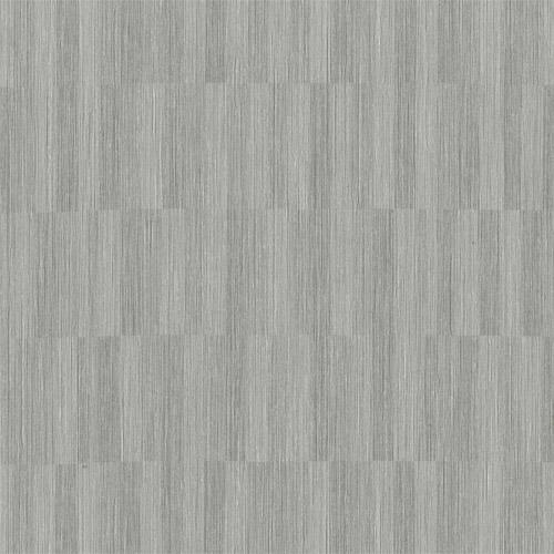 2741-6035 Brewster Wallcovering Texturall 3 Barie Vertical Tile Wallpaper Gray