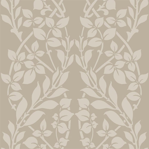 CD4029 York Wallcoverings Candice Olson Decadence Botanica Wallpaper Gold