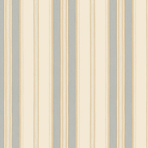 SD36109 Patton Wallcoverings Stripes and Damasks 3 Classic Stripe Wallpaper Blue