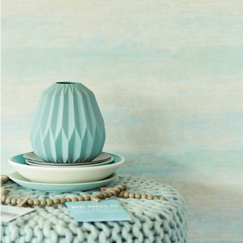 Brewster Wallcovering Eijffinger Resource Cumulus Texture Wallpaper Roomset