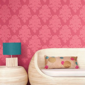 Seabrook Wallcoverings Tortuga Montserrat Wallpaper Roomset