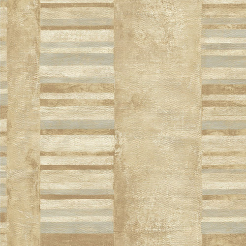 MW30305 Seabrook Deisgns Metalworks Judson Wallpaper Tan