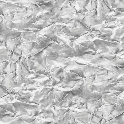 MW31908 Seabrook Designs Metalworks Sax Wallpaper Silver