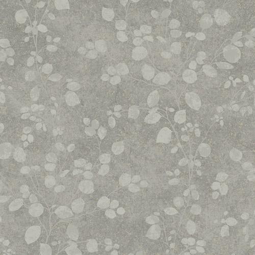 TE10007 Seabrook Wallcoverings Jupiter Nate Floral Wallpaper Taupe