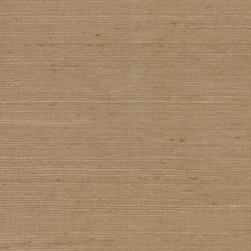 VG4403MH Brown Plain Grass Wallpaper Joanna Gaines Magnolia Home By York Wallcoverings