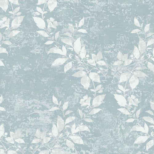 CR75102 Seabrook Wallcoverings Carl Robinson Sea Glass Oakdale Wallpaper Blue