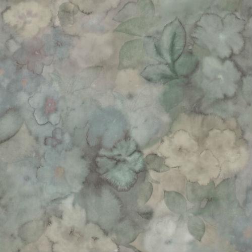 CR76208 Seabrook Wallcoverings Carl Robinson Sea Glass Oriel Wallpaper Gray