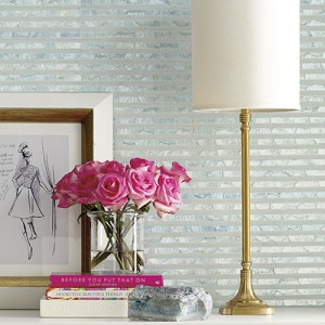York Wallcoverings Candice Olson Natural Splendor Sublime Wallpaper Room Setting