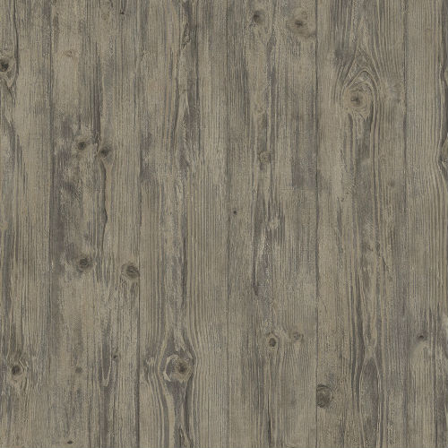 LL36208 Patton Wallcoverings Norwall Illusions 2 Rustic Wood Wallpaper Brown