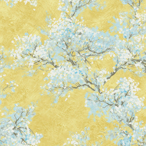 Cherry Blossom Wallpaper From French Impressionist By