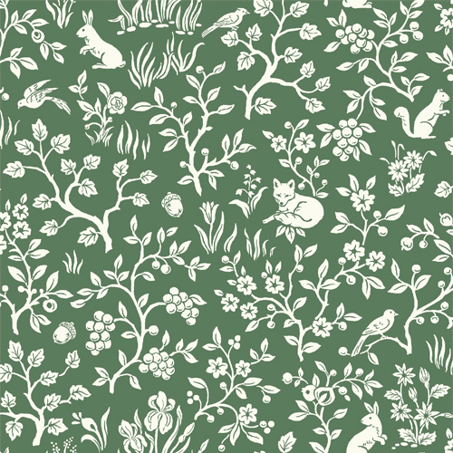 Joanna Gaines Fox And Hare Wallpaper By York Leland 39 S