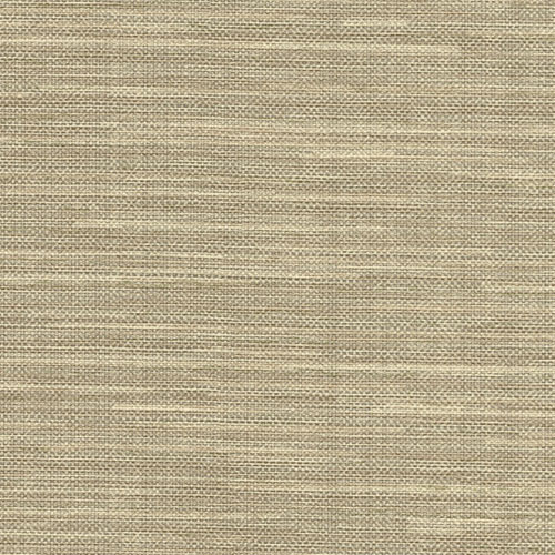 2758-8015 Brewster Wallcovering Warner Textures and Weaves Bay Ridge Faux Grasscloth Wallpaper Beige