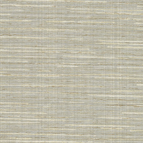 2758-8018 Brewster Wallcovering Warner Textures and Weaves Bay Ridge Faux Grasscloth Wallpaper Neutral