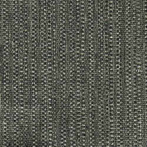 2758-8040 Brewster Wallcovering Warner Textures and Weaves Biwa Vertical Weave Wallpaper Black