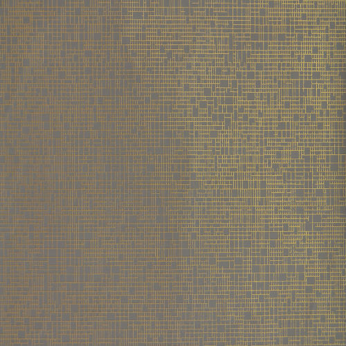 NW3512 York Wallcovering Antonina Vella Modern Metals Interactive Wallpaper Taupe