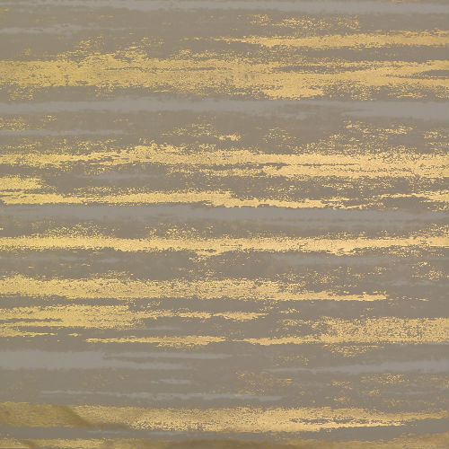 NW3544 York Wallcovering Antonina Vella Modern Metals Atmosphere Wallpaper Gold