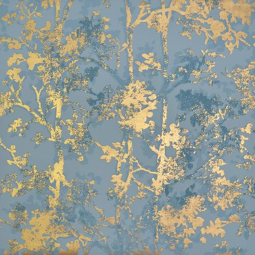 Shimmering Foliage Wallpaper By Antonina Vella Modern