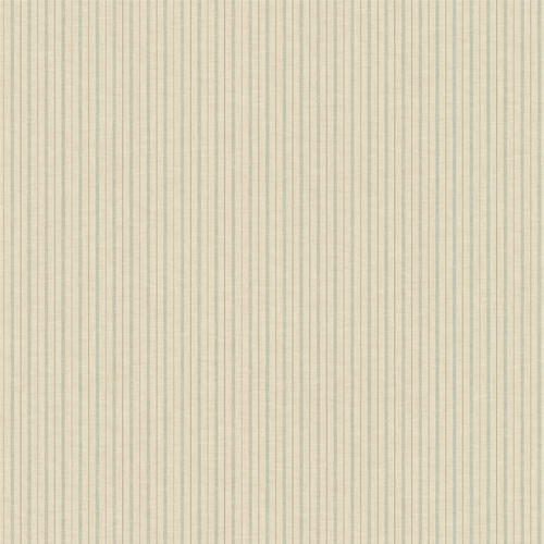 ME1560 York Wallcoverings Joanna Gaines Magnolia Home 2 French Ticking Stripe Wallpaper Cream