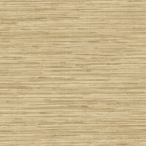 NT33704 Patton Wallcovering Wall Finishes Grasscloth Wallpaper Golden Ochre