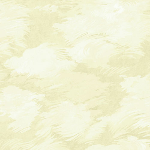 BM61401 Wallquest Wallcovering Balmoral Dreamy Faux Clouds Wallpaper Gold
