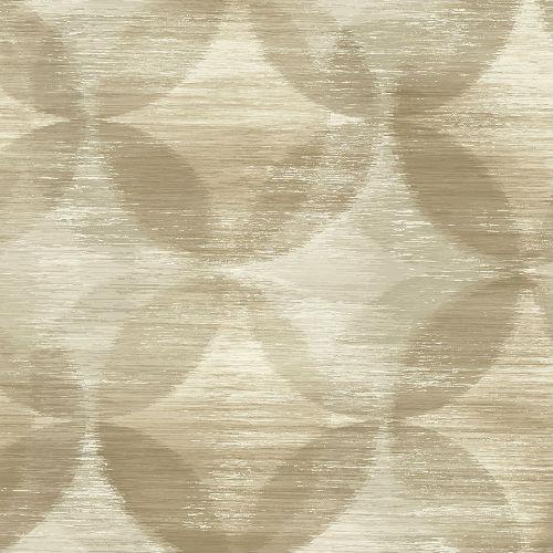 2793-24701 Brewster Wallcovering A Street Prints Celadon Alchemy Geometric Wallpaper Honey