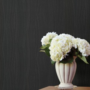2799-02467-40 Brewster Wallcovering Advantage Texture Basics Hawkins Brush Stroke Texture Wallpaper Room Setting
