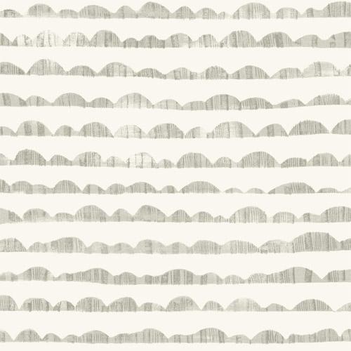 MK1140 York Wallcoverings Joanna Gaines Magnolia Home 3 Artful Prints and Patterns Hill and Horizon Wallpaper Grey