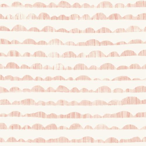 Mk1145 York Wallcoverings Joanna Gaines Magnolia Home 3 Artful Prints and Patterns Hill and Horizon Wallpaper Blush