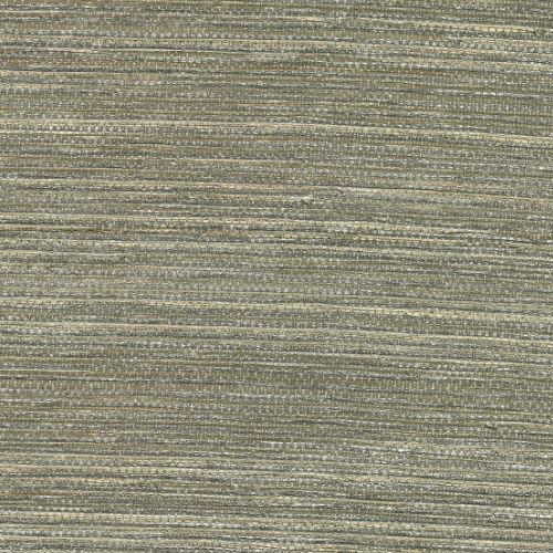 2732-80032 Brewster Wallcovering Kenneth James Canton Road Grasscloth Liaohe Grasscloth Wallpaper Silver