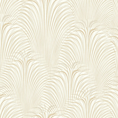 OL2765 York Wallcovering Candice Olson Journey Deco Fountain Wallpaper Gold