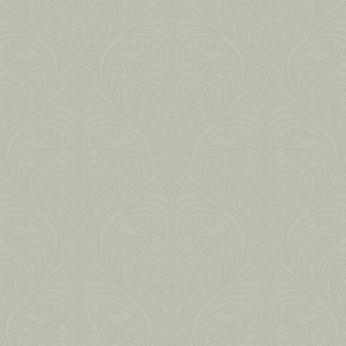OL2774 York Wallcovering Candice Olson Journey Romance Damask Wallpaper Silver