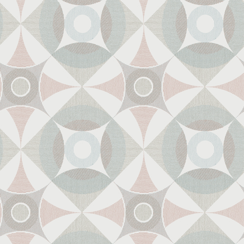 2821-25136 Brewster Wallcovering A Street Prints Folklore Ellis Geometric Wallpaper Multicolor