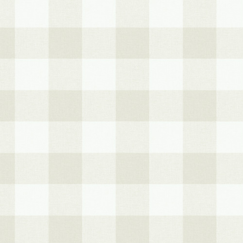 MB31905 Seabrook Wallcovering Beach House Beach House Picnic Plaid Wallpaper Sand Dunes
