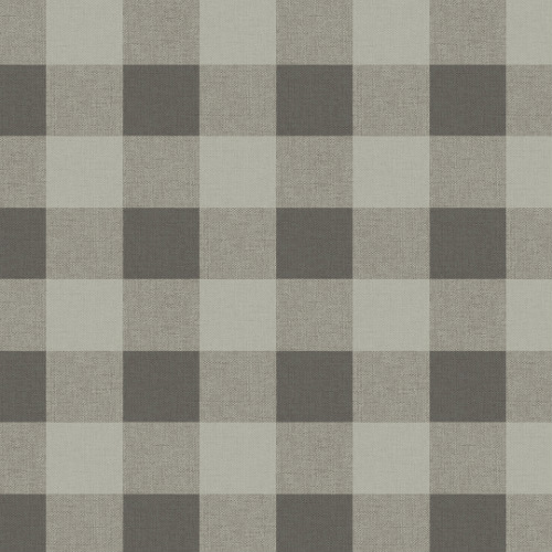 MB31906 Seabrook Wallcovering Beach House Beach House Picnic Plaid Wallpaper Black Sands