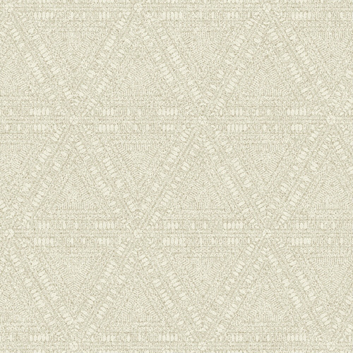 NR1508 York Wallcovering Noralnder Norse Tribal Wallpaper Beige