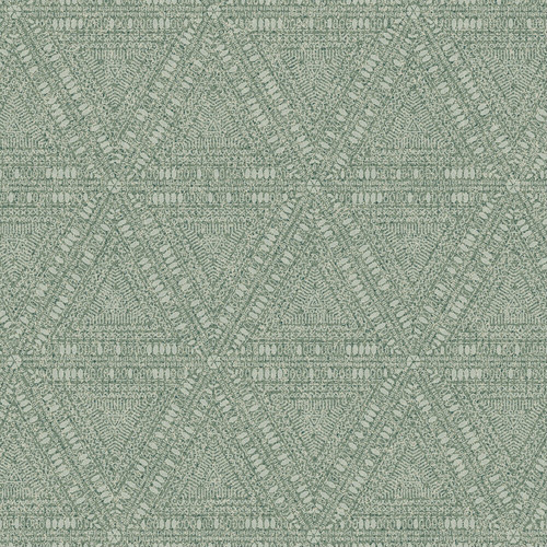 NR1510 York Wallcovering Norlander Norse Tribal Wallpaper Green