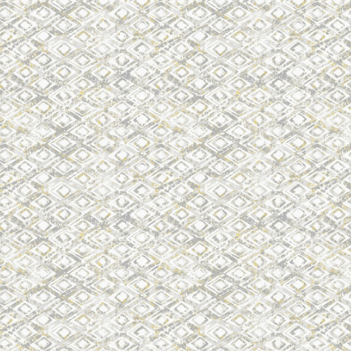 2838-IH2207 Brewster Wallcovering Decorline Vista Delilah Diamond Wallpaper Taupe