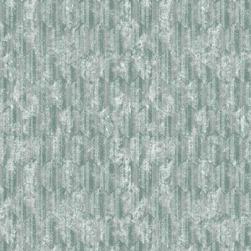 2838-IH2216 Brewster Wallcovering Decorline Vista Kendall Geometric Wallpaper Teal