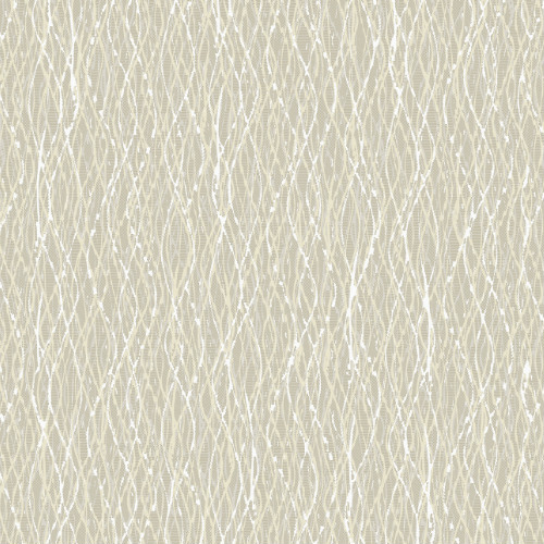 2838-IH2224 Brewster Wallcovering Decorline Vista Quinn Twist Wallpaper Beige