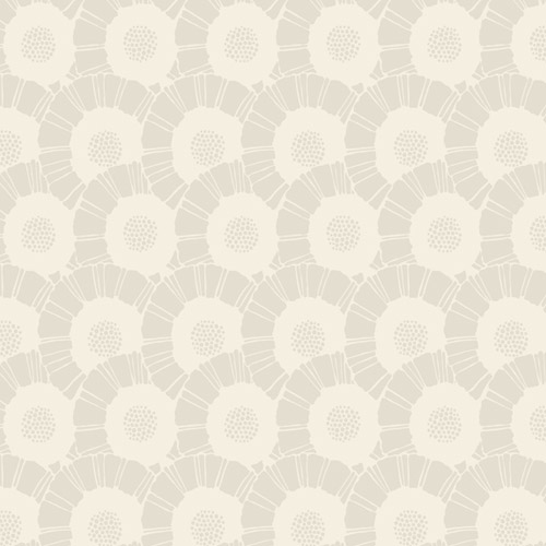 CA1556 York Wallcovering Antonina Vella Deco Coco Bloom Wallpaper Beige