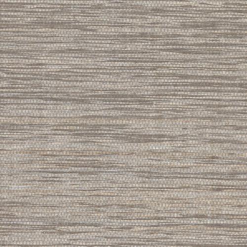 2829-80046 Brewster A Street Prints Fibers Cavite Grasscloth Wallpaper Grey