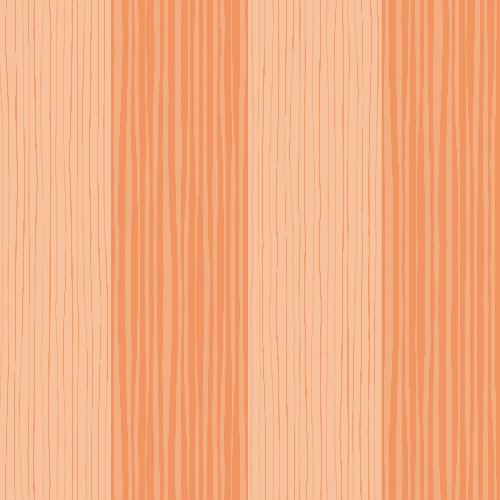 DA61813 Seabrook Wallcovering Day Dreamers Dreamer Stripe Wallpaper Orange