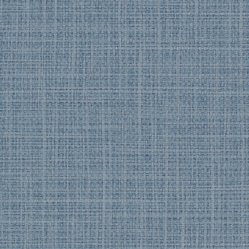 BV303012 Seabrook Wallcovering Texture Gallery Woven Raffia Wallpaper Steel Blue